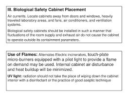 biosafety powerpoint slides