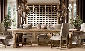 restoration hardware dining room dining room design inspiration