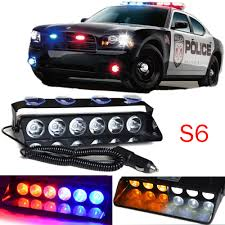 6 LED Windshield Warning Light Car Flashing Lightbar Viper Strobe ... Rocker Panel Lights Side Strobe Led Warning Products 54 Emergency Car Vehicle Strobe Lights Bars Warning Green 12v 24 Led Warnning Truck Light Flash Lamp Pse Amber Headlight And Taillight Strobe Light Kit 2015 Chevy Can Civilians Use In Private Vehicles Cheap For Trucks Iron Blog Multi Mode 16pcs 24in Slim Tubes Single Color Accent Red Hazard Police Grill 4x3 Grille Front Bumper Blink Amazoncom Zhol Blue Generation 3 Law Enforcement Use Red White 32 Visor Split Mount Deck Dash Wolo Lightning Plus Kit 6 Clear Bulbs 1224