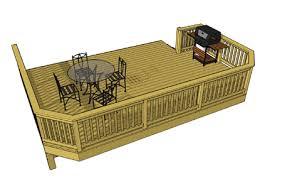 Images Deck Plans by Decks Free Plans