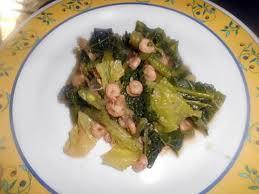 recette de rata de chou vert et boulettes