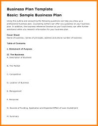 7 Business Plan Layout Pdf Janitor Resume Sample Free Download