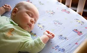 die schlafumgebung für das baby kindergesundheit info de