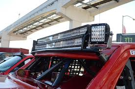 100 Truck Light Rack SEMA 2015 Brian Ostroms Trophy