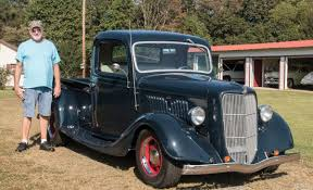 100 35 Ford Truck MY CLASSIC CAR David Templetons Pickup Galleries