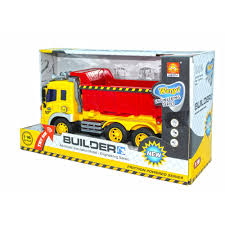 Friction Powered Dump Truck Toy With Lights And Sound - Ourkidseg Green Toys Dump Truck The Animal Kingdom New Hess Toy And Loader For 2017 Is Here Toyqueencom Yellow Red Walmartcom Champion Cast Iron Antique Sale Shop Funrise Tonka Steel Classic Mighty Free Ttipper Industrial Vehicle Plastic Mega Bloks Cat Lil Playsets At Heb Dump Truck Matchbox Euclid Quarry No6b 175 Series Driven Lights Sounds Creative Kidstuff Classics 74362059449 Ebay Amazoncom American Games Groundbreakerz 2pk Color May Vary