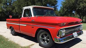 100 Truck Auctions In Texas 1965 Chevrolet C10 Silverado Pickup Presented As Lot F41 At Houston