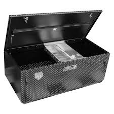 100 Truck Tool Boxes Black Diamond Plate Highway Products 5th Wheel Box