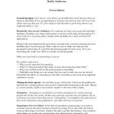 Sample Cover Letter Journalism Akba Greenw Co With Who Do I Write A