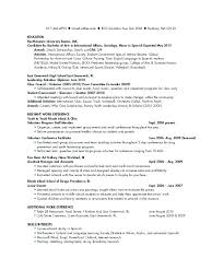 No Work Experience Resume Samples Examples Student With High School Australia