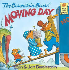 Berenstain Bears Halloween Youtube by 5 Kids U0027 Books To Make Moving Easier Working Mother