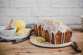 zitronen mohn kuchen lemon poppy seed cake chocolate