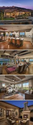 Decorative One Floor Homes by Ideas About One Story Homes On