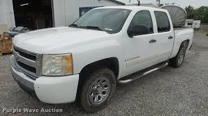 2007 Chevrolet Silverado 1500 Crew Cab Pickup Truck   Item E...