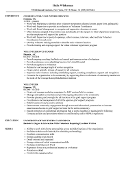 Volunteer Resume Samples | Velvet Jobs College Senior Resume Example And Writing Tips Nursing Student Resume Must Contains Relevant Skills Event Planner Cover Letter Examples Ivy League Rumes Lkedin Profile Development Stevie Remsberg Copywriter Genius Templates Agnes Scott 10 How To List Skills On A 2015 Transformation Of A Vp Hr Samples Program Finance Manager Fpa Devops Sample With Key Section Organizational