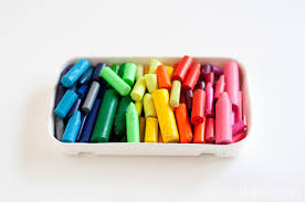 Pin DIY Crayons Step 1