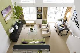 Family Room Furniture Layout Ideas Living Contemporary With Accent Wall Clerestory Cubes