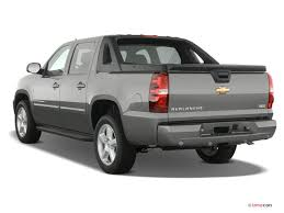 2012 Chevrolet Avalanche Angular Front