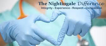Wel e to Nightingale Home Care Nightingale Home Care Inc