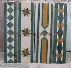 Marble Floor Borders 15