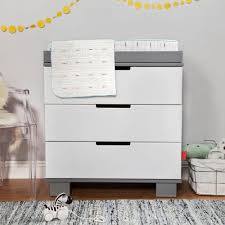 modo 3 drawer changing table dresser