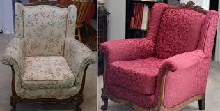 The Adventures Of Mrs. Mayfield: How To Reupholster An Antique ... Armchair How Much Does It Cost To Reupholster Chair Uplsterhow Chairs Acceptable Upholstered Wingback For Your Ding A Room To Reupholster A Chair Craft An Arm Hgtv Reupholstering French Part 5 Upholstering The How To Reupholster The Arm And Back Of Chair Alo Upholstery Diy Armchairs In Red And Chevron Modest Maven Vintage Blossom Alo Youtube An