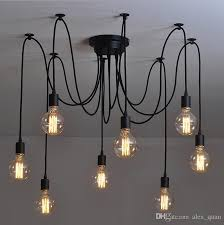 vintage pendant ls rh loft retro edison bulbs hanging lights