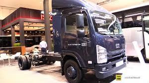 100 Npr Truck 2019 Anadolu Isuzu NPR 10 EV Electric Walkaround 2018 IAA