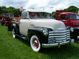 100 1951 Chevy Truck GMC Pickup Brothers Classic Parts