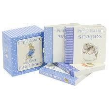 Peter Rabbit Bedding by Buy The Rainbow Designs Peter Rabbit My First Little Library From
