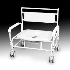 handicap toilet chair with wheels bariatric shower chair size of bench seat deluxe bariatric