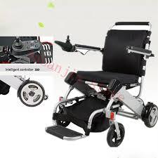 fauteuil tout terrain electrique tout terrain voyage pliable léger smart électrique fauteuil