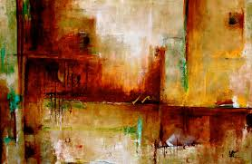 daily painters abstract gallery orchestrate modern