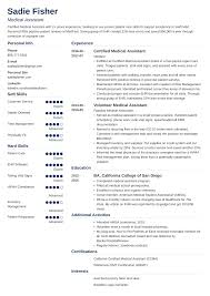 Medical Assistant Resume: Sample & Complete Guide [20+ Examples] Career Objectives For Medical Assistant Focusmrisoxfordco Cover Letter Entry Level Medical Assistant Resume Work Skills New Examples Front Office Receptionist Example Sample Clinical Resume Luxury Certified Personal Best Objective Kinalico 6 Example Ismbauer Samples Masters Degree Valid 10 Examples Of Beautiful And Abilities A