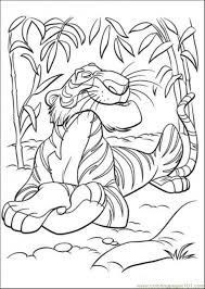 Printable Pictures Jungle Book Coloring Pages 73 For Free Colouring With