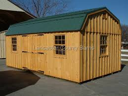 storage structures board batten siding dutch barn storage sheds 6