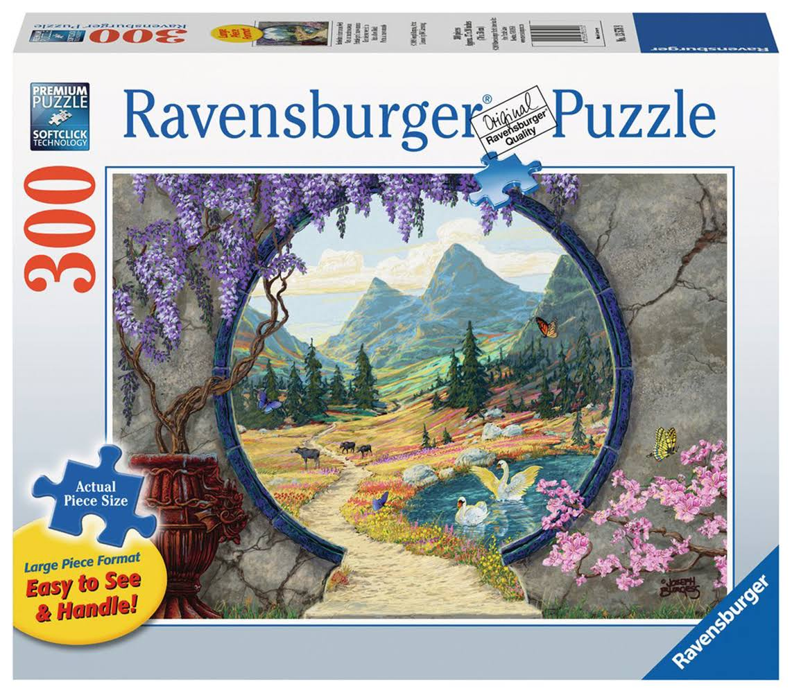 Ravensburger Into A New World Jigsaw Puzzle | 69 x 51cm