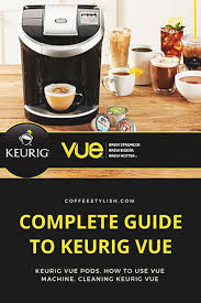 The Vue System Has Been Discontinued In August 2014 And According To Keurig They Will Officially Discontinue All Pods July 2018