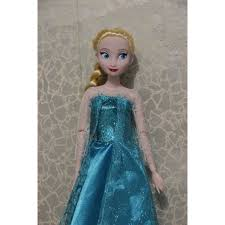 Elsa Doll Olafs Frozen Adventure Limited Edition Disney