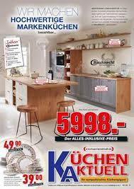 küchen aktuell in braunschweig prospekte und angebote