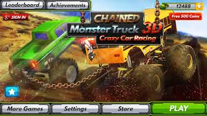99 Monster Truck Games For Free Chained 3D Crazy Car Racing For Android APK Download