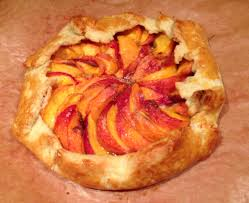 It Seems That One Can Throw Just About Any Fruit Into A Galette I Chose Peaches Because They Happen To Be Of My Favorite Summer Fruits And