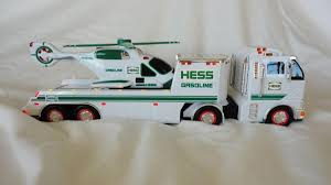 100 Hess Toy Truck Values Jean McClelland Packaging Makes Difference In Value Of Toy