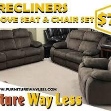 Furniture Way Less Furniture Stores 19 s 4525 Glenwood