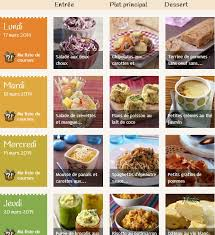idee cuisine rapide idee repas dietetique pour soir produit minceur