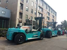 Konecranes To Deliver Two More Heavy Forklift Trucks To SIPG ...