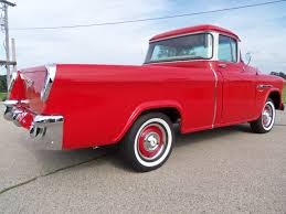 100 Truck Well For Sale A Sharp And Restored 1956 Chevrolet Cameo 3100 Pickup