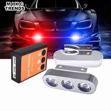 100 Truck With Snow Plow For Sale 2x3 LED Car Vehicle Law Enforcement Emergency Hazard Beacon Caution Warning Safety Flashing Strobe Light