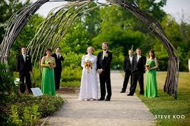 Amazing Botanical Gardens Wedding Matthaei Botanical Gardens