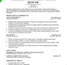 Sample Cover Letter For Pharmacist Position Pharmacy Assistant Examp Technician